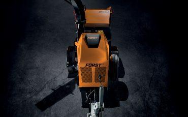 Déchiqueteuse thermique sur roues diesel ST6D