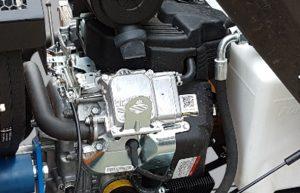 Moteur Briggs & Stratton essence 37 cv broyeur de branches ST6P FÖRST