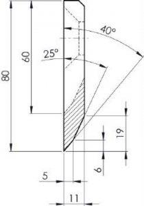 Entretien broyeur de branches couteaux Figure 1