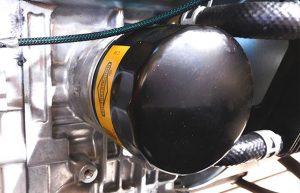 Entretien broyeur de branches filtre carburant