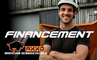 Fnancement AXXO broyeur FÖRST